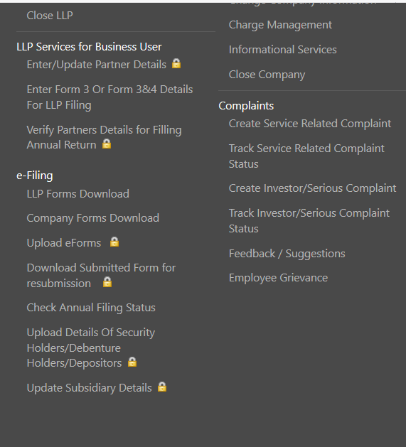 LLP incorporation - Form